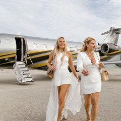 Help! There Aren't Enough Private Jets For All The Rich People Scared Of Coronavirus
