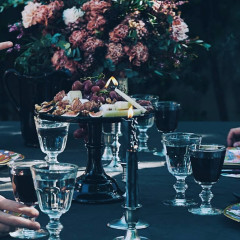 5 Things Every Dinner Party Absolutely Needs According To Veronica Tyler-Nash