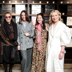 Net-A-Porter Hosts An Inspiring Women's Talk To Celebrate The Launch Of The PORTER Podcast Series