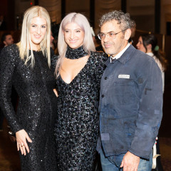 The Art Production Fund's 2020 Gala Honored The Art World's Coolest Couple