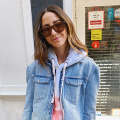 Something Navy's Arielle Charnas Insta-Storied Her Coronavirus Test & People Are Mad