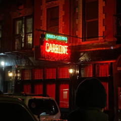 So Many People Are Ordering From Carbone That The Police Had To Get Involved