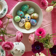20 Absolutely Divine Easter Table Settings