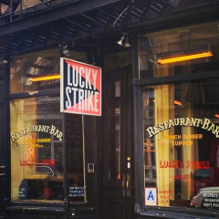 Soho Staple Lucky Strike Has Permanently Closed After 30 Years