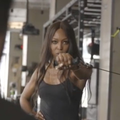 Naomi Campbell Is Our At-Home Fitspiration Icon