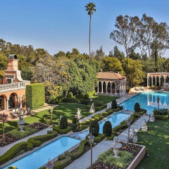 Does This $125 Million Beverly Hills Mansion Look Familiar?