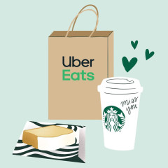 Send Your Friends An Uber Eats Pick-Me-Up!