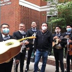 Toloache Treats Lenox Hill Hospital Workers To A Cinco De Mayo Fiesta!