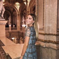 Talita von Furstenberg, Literal Princess, Thinks Americans