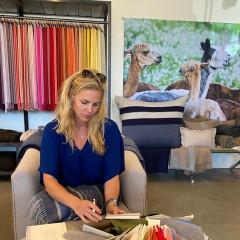 Designer Alicia Adams Dishes On Her Malibu Quarantine Routine