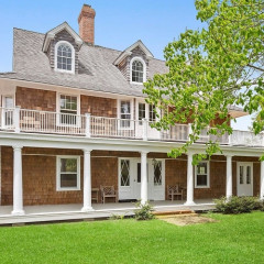 Jackie Kennedy's Childhood Hamptons Summer Spot Is On The Market