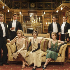 You're Invited To A Virtual Cocktail Party At The Real-Life Downton Abbey