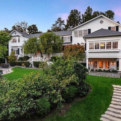 Peek Inside The Beverly Hills Home Of Ashton Kutcher & Mila Kunis