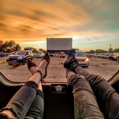 Hit A Drive-In Movie In The Hamptons This Weekend!
