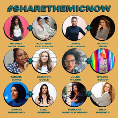 #ShareTheMicNow: White Women Are Handing Over Their Instagrams To Amplify Black Voices