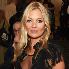 Kate Moss Has Officially Put Her Party Girl Ways Behind Her