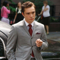 Ed Westwick Pulled A Fast One On
