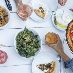 The Best Spot For A Socially Distanced Dinner Out East