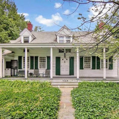 Can You Believe This Magical 18th Century Farmhouse Is In Brooklyn!?