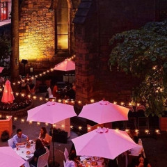 The Dreamiest Restaurants For An Al Fresco Date Night In NYC