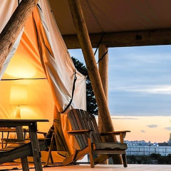 Get The F Out Of Your Apartment & Go Glamping On Governors Island