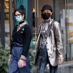 Chinese Street Style Has Taken Over TikTok & We're Obsessed
