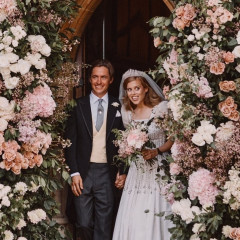 Inside Princess Beatrice's Surprise Royal Wedding!