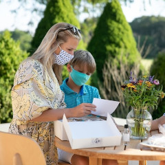 Sybille van Kempen Hosts The Most Charming Picnic To Fête Her New Cookbooks
