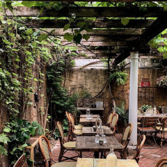 Secret Garden Dining: 10 Flora-Filled Outdoor Eateries In NYC
