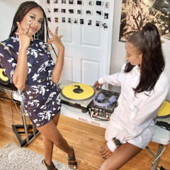 How It Girl DJs Angel + Dren Are Keeping The Party Alive From Home