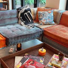 Inside Gigi Hadid's Crazy Colorful Apartment