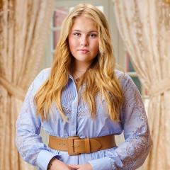 Meet Princess Catharina-Amalia, The 16-Year-Old Heir To The Dutch Throne