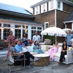 Hamptonites Become At-Home Hosts For SBSH's Annual Summer Party