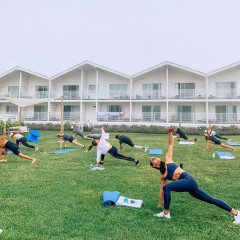 Al Fresco Fitness: The Hottest Outdoor Workout Classes In The Hamptons