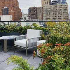 10 Chic Pieces To Upgrade Your Small Outdoor Space