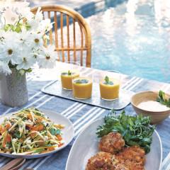Hamptons Celebs Dish Out Their Favorite Recipes For The LVIS Cookbook