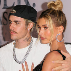 Hailey & Justin Bieber Hosted A Maskless Celebrity House Party Last Night