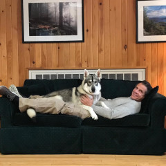 Does Governor Cuomo Love His Dog Captain A Little Too Much?