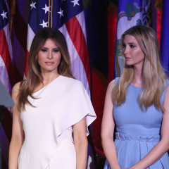 10 Times Melania & Ivanka Trump Have Just Hated Each Other In Public