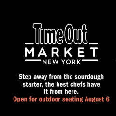 Time Out Market New York Reopening