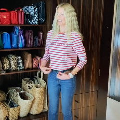 Claudia Schiffer's Closet Is Just As Amazing As You'd Expect
