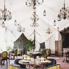 The NoMad Hotel Debuts Their Stunning Rooftop Restaurant