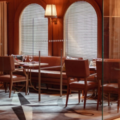 Indoor Dining Returns At The Chicest Restaurant In Town!