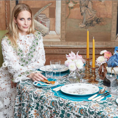 How Dreamy Is Poppy Delevingne's New Tabletop Collection?