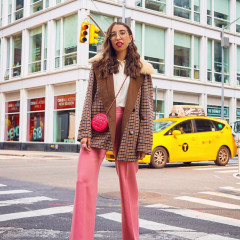 5 Things Caroline Vazzana Can't Wait To Do This Fall In NYC