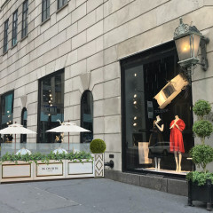 PSA For All Ladies Who Lunch! Bergdorf's Goes Al Fresco With BG on Fifth