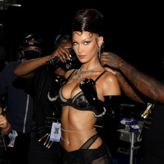 Stars & Supermodels Sizzle In Rihanna's Savage x Fenty Lingerie Fashion Show