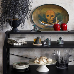 Have The Chicest (& Spookiest) Halloween With John Derian's New Line For Target