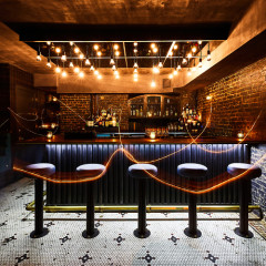 A Speakeasy Within A Speakeasy?! The Lab Is NYC's Electrifying New Date Night Spot