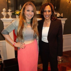 Who Is Caroline Rose Giuliani? Rudy's Seriously Cool Daughter Is On #TeamBiden